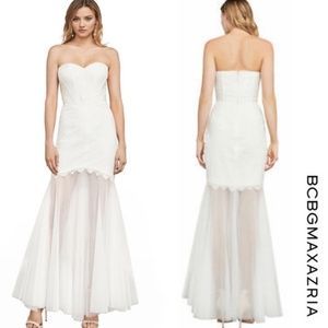 NWT $398 Alyce Tulle & Lace wedding gown